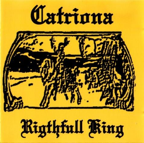 MP3 - CATRIONA - Rightfull King