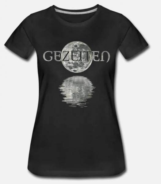 "Damen T-Shirt ""Gezeiten"""