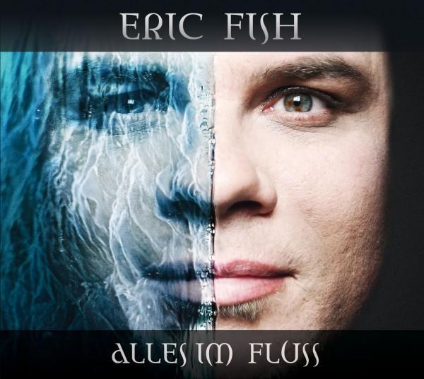 CD - ERIC FISH & FRIENDS - Alles im Fluss